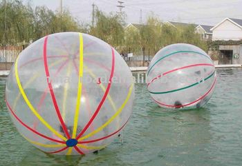 2011 Hot-selling TIZIP water bubble ball(Top-grade TPU material)