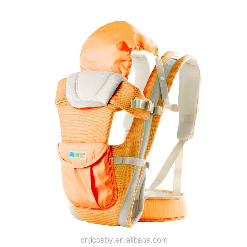 Best Selling Love and Care Bebe Baby Carrier Basket Baby Sling Baby Backpack Carrier