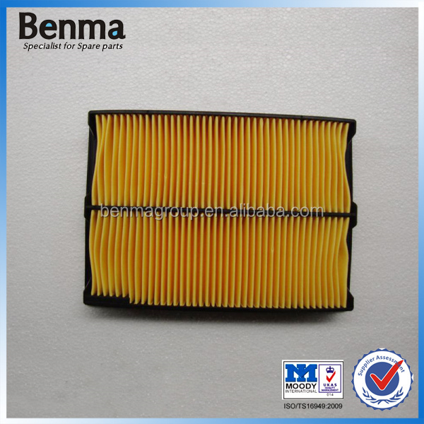 Indoor karts spare parts for replacement, indoor kart air filter element GX670. GX620. GX610