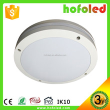 Waterproof 20W surface mounted led recessed ceiling light with motion sensor