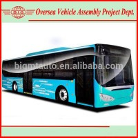6125EVG 24-39 Seats Electric Passenger Bus Price