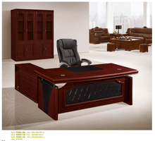 Luxury antique office furniture wood executive office desk