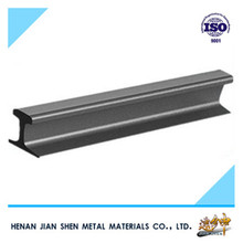High quality standard light railroad steel track for sale