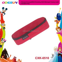Disney Universal NBCU FAMA BSCI GSV Carrefour Factory Audit Manufacturer Custom Printed Eva Pencil Case With Compartments