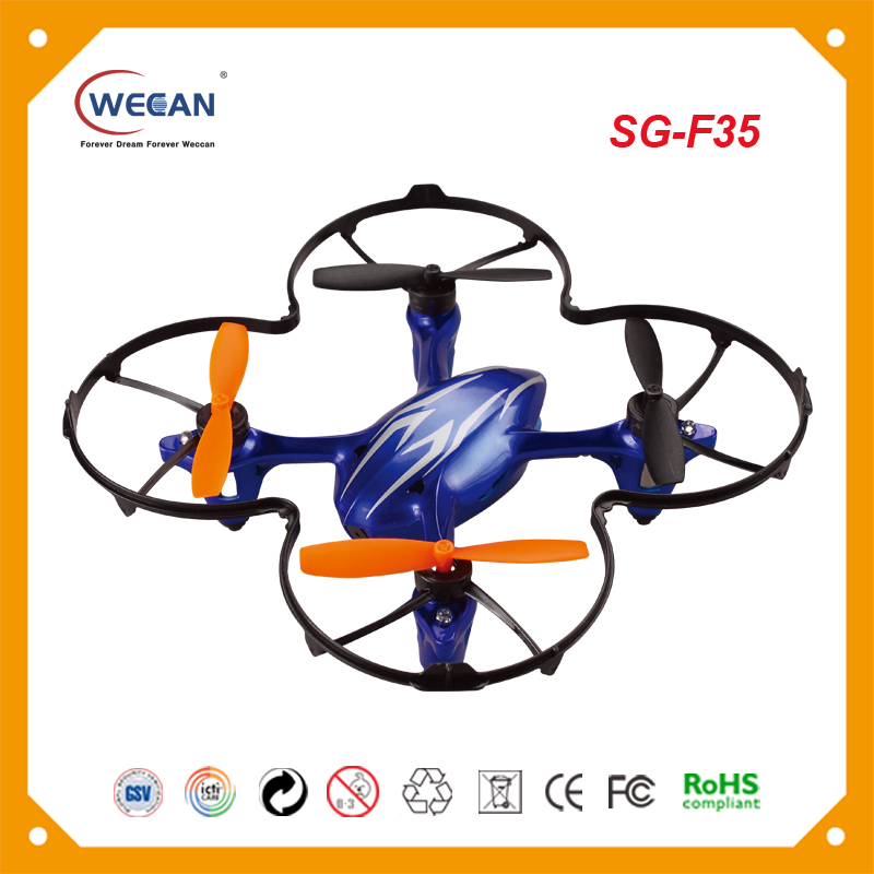 gyro shenzhen Drone With Round Protection Quadcopter Professional Buy From China For Racing Midium Size