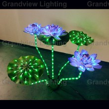 24V Chinese style home decorationm Christmas led flower tree light blossom lights