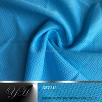 100% polyester bird-eye mesh knitted fabric