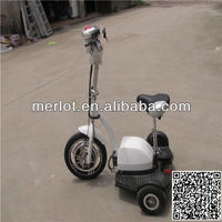 New product in 2013 3 wheels electic chariot scooter
