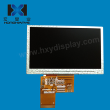 4.3 inch tft transparent lcd display