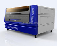 laser equiment CNC plastic leather 60W 80W Reci wood craft laser engraving cutting machine