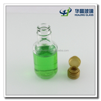 150ml glass bottle for oil or vinegar with caps wholesale