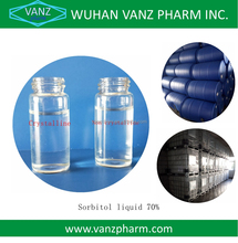 Bulk supply sorbitol 70% solution non crystal