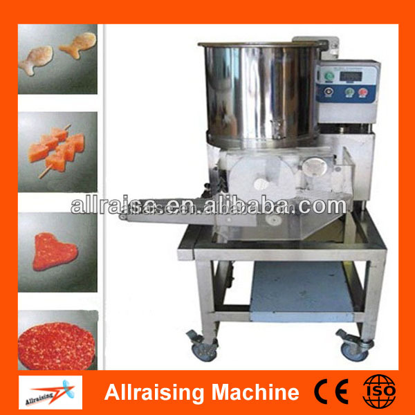Automatic Stainless Steel Hamburger Pattie Forming Machine
