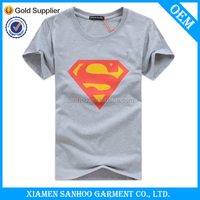 Fashion High Quality Custom Printing T-Shirt OEM Soft Cotton 100% XXXL