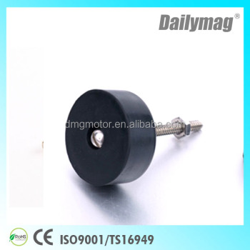 Customized Rubber Coated NdFeB Neodymium Magnetic Base with Screw