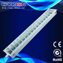 Ceiling lighting grid fixture