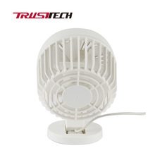 Portable Rechargeable Usb Mini Fan For Summer With 500ma Lithium Battery For Office