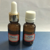 15ml Glass Oil Bottle Amber Bottle