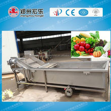 HLStainless Steel Vegetable And Fruit Brush Washing Machine for High Quality