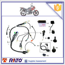 ITALIKA FT180 motorcycle battery, motorcycle start relay, flasher, horns, CDI units