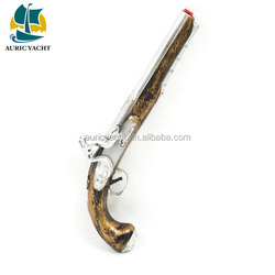 China gold manufacturer Best-Selling pirates plastic toys gun toy