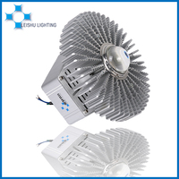 Industrial led high bay lighting 80w for workshop large indoor, most powerful