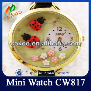 Mini Miniature Produce Mini Watch Korea MW817