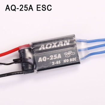 AQ-25A ESC specially designed for multicopter