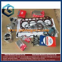 4BG1 repair kit service kit used for kobelco SK120-6