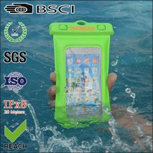 waterproof case for moto g/promotional mobile phone pvc waterproof bag/waterproof case for samsung galaxy