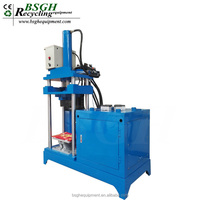 Made In China Automatic Scrap Washing Motor Stator Recycling Machine Separating Copper Pipes From Aluminum