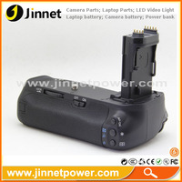 For canon eos 70D battery grip compatible with LP-E6 battery