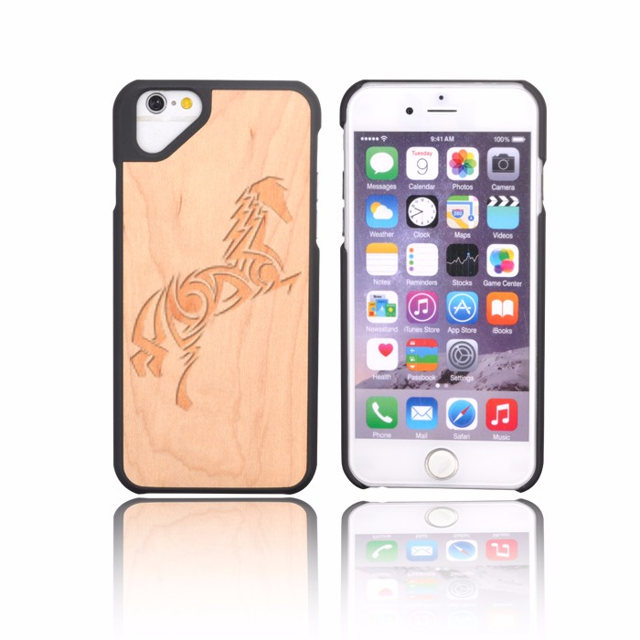 200 Factories Various Products Business Gift Wood Case For Mobile