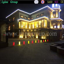 Colorful cheap LED curb stones with reflector used in traffic circles