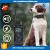 Alibaba Express Spanish Remote Control Anti Bark Pet Safe Collar, Electronic Dog Shock Collar Vibra Shock Safe For Dog Training