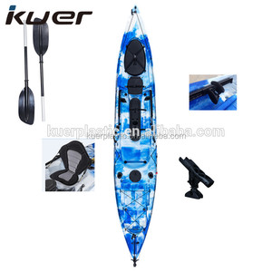 PE fishing boat with cool kayak from professional manufacturer China