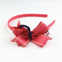 valentine's day rubber elastic hair band