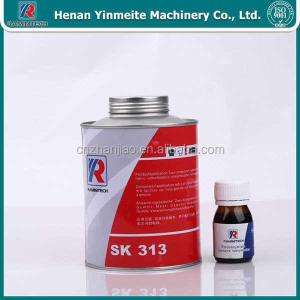 Conveyor belt cold bond repair glue adhesive