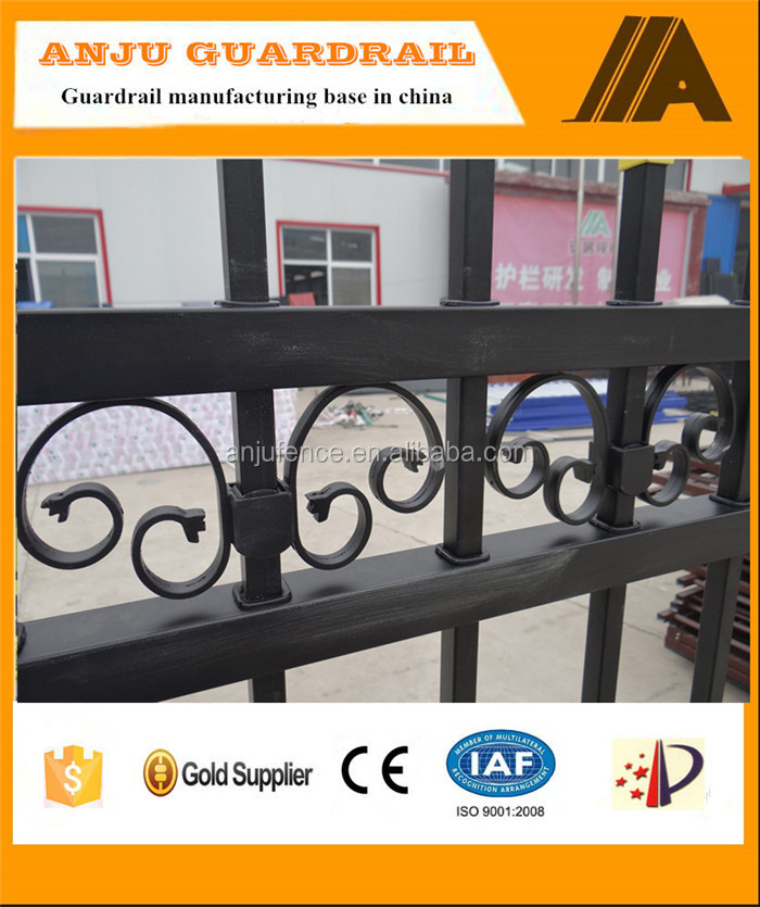 DK-020 popular cheap galvanized wall brick fence cost