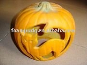 fake pumpkin
