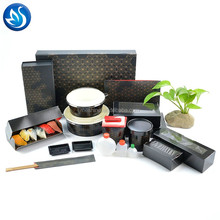 wholesale food grade take out disposable paper sushi container