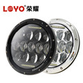 "Wholesale Jeep Spare Parts 7"" 75W Jeep Wrangler Headlight LED"