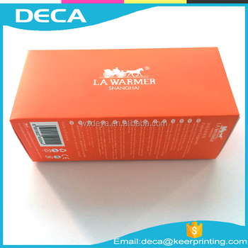 Professional OEM High quality paper box for sunglass with printed logo sunglass package box