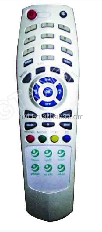TV DVB SAT STB UNIVERSAL STRONG ROTANA remote control for middle east/mexcio market