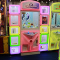 Factory Supply Indoor Claw Crane Vending Machine For Game Center