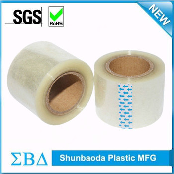 China suppliers hot melt bopp tape , high quality transparent adhesive tape with cheapest price