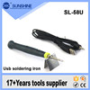 SL-58U Precision Tip Electric USB soldering iron For Digital Repair Welding
