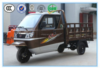 2016 Closed type cabin tricycle 200cc/250cc/300cc reverse trike/motorcycle 3 wheel motorcycle with CCC certification