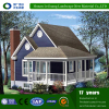 energy saving prefabricated wooden house