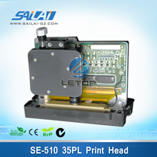 spt 510 printhead for seiko 510 35pl printhead for infiniti outdoor printer